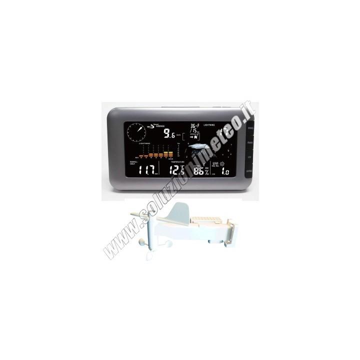 *NEW* Stazione meteo wireless VENTUS W.266 con rilevatore di fulmini e indice UV