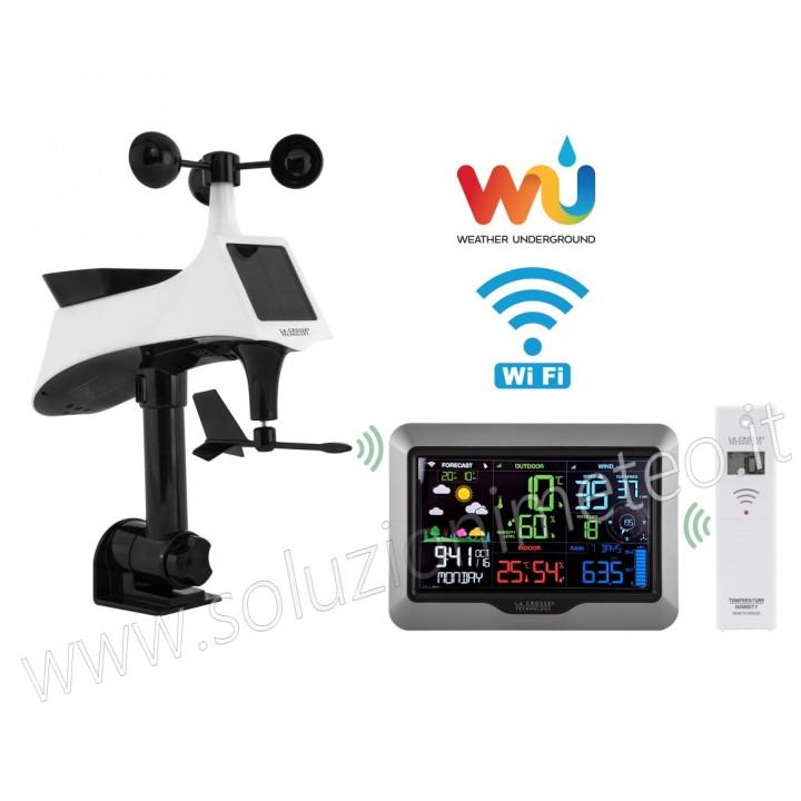 *NEW* Stazione meteo La Crosse WS6867 con connessione WiFi a wunderground