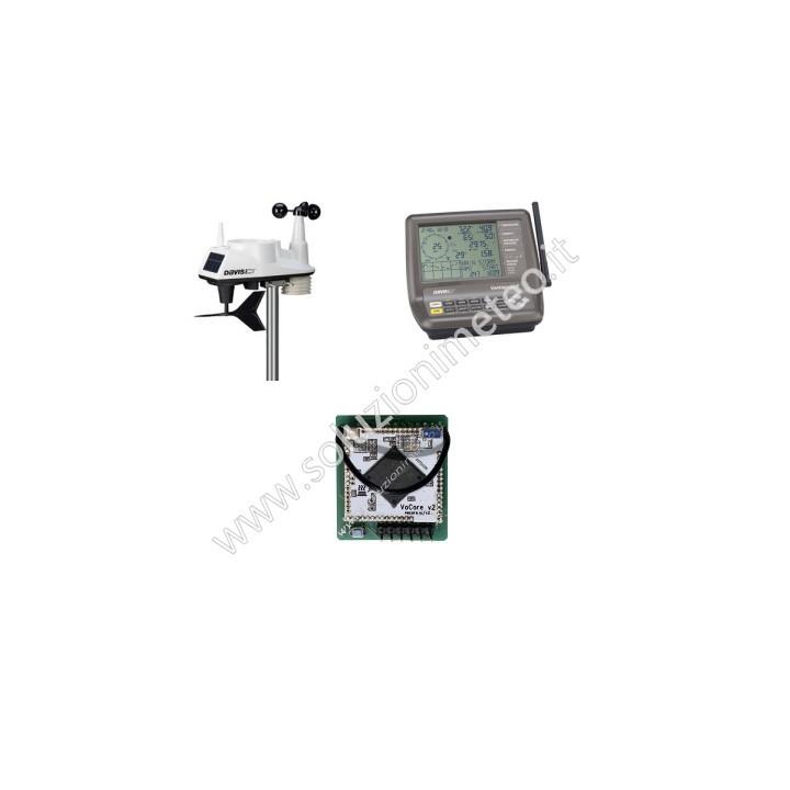 Kit soluzionimeteo.it - Stazione meteo Davis Vantage VUE + Meteobridge NANO SD