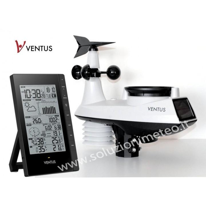 *NEW* Stazione meteo Ventus W835 con connessione PC USB