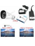 Kit Telecamera Foscam 1080p PoE Streaming vedetta.org