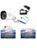 Kit Telecamera Foscam 1080p WiFi Streaming vedetta.org