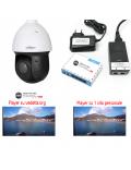 Kit Telecamera Robotizzata 1080p PoE Streaming vedetta.org