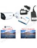Kit Telecamera con audio 1080p PoE Streaming vedetta.org