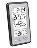 Stazione meteo La Crosse WS9132 IT+ wireless colore: pu-sil